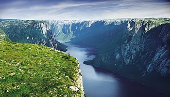 Landschaft Gros Morne Nationalpark
