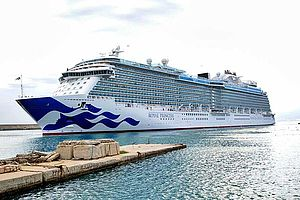 Schiff Royal Princess