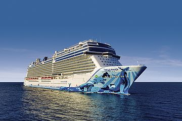 Schiff Norwegian Bliss