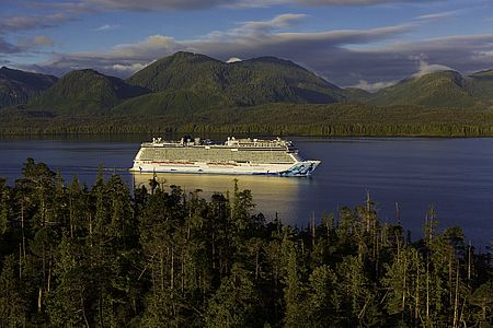 Schiff Norwegian Bliss Ketchikan