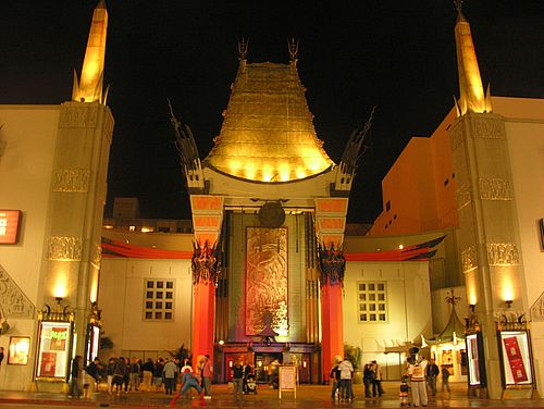 Grauman's Chinese Theater Los Angeles