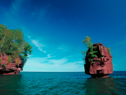 Lake Superior Oberer See