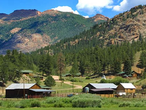 Tarryall River Ranch
