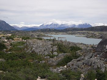 White Pass bei Skagway